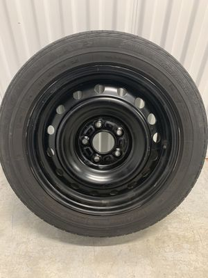 """SPARE TIRE 205/55R16 ( 5 lug - bolt pattern 5x4.5"""" ) for Sale in Kissimmee, FL"""