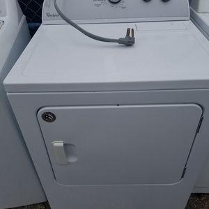 Whirlpool ELECTRIC DRYER W/WARRANTY for Sale in Houston, TX