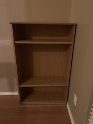 Two identical bookshelves for Sale in Frisco, TX