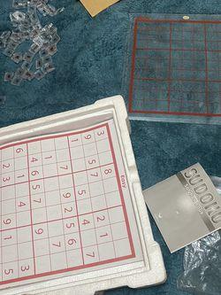 Glass Sudoku game for Sale in Hialeah,  FL