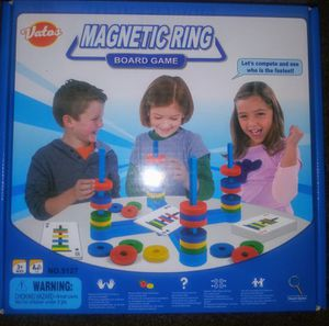 Vatos Magnetic Ring Board Game for Sale in Santa Fe Springs, CA