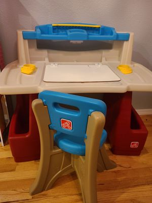 STEP 2 DESK AND CHAIR for Sale in Beaverton, OR