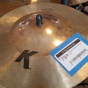 "Zildjian K Custom Hybrid Splash 9"" for Sale in Downers Grove, IL"