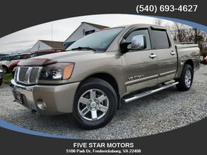 2007 Nissan Titan Crew Cab for Sale in Fredericksburg, VA
