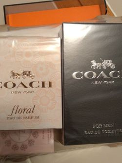 Coach Cologne And Perfume for Sale in Avocado Heights,  CA