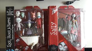 """Nightmare before Christmas 7"""" action figures for Sale in Chicago Ridge, IL"""