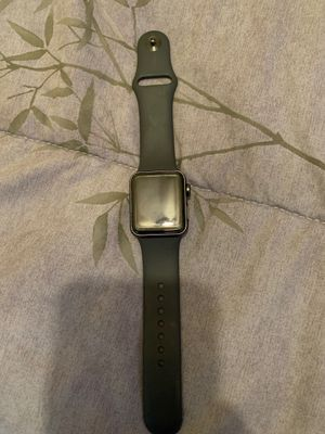 Apple Watch Series 3 38mm Space Gray Aluminum for Sale in Baltimore, MD
