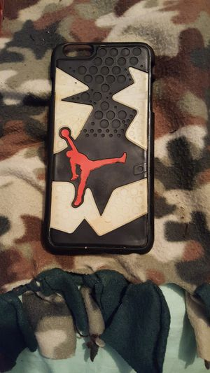 Jordan iphone 6 plus case for Sale in High Point, NC