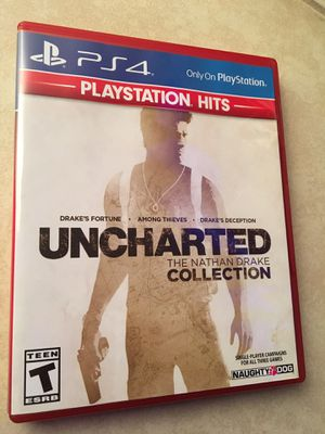 Uncharted Collection PS4 Game for Sale in Marina, CA