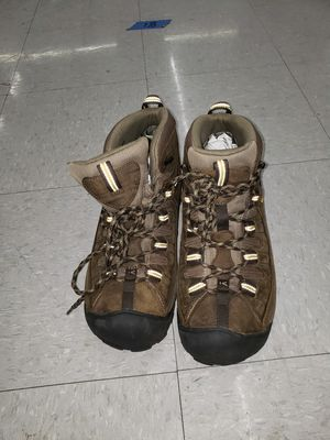 boots kenn ready for work in very good condition.size 11 for Sale in Snohomish, WA