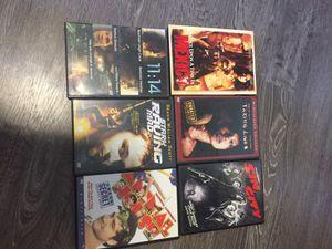 6 dvds for Sale in Denver, CO