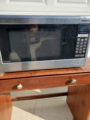 Panasonic still steal microwave for Sale in Montclair, CA
