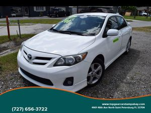 2012 Toyota Corolla for Sale in Saint Petersburg, FL