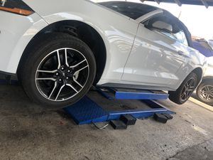 Ford mustang tire and rims for sale! for Sale in North Miami, FL