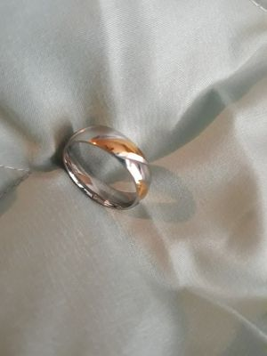 925 Sterling Silver Wedding Ring, Size 9. for Sale in Dallas, TX