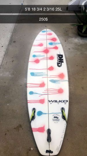 DHD surfboard for Sale in Huntington Beach, CA