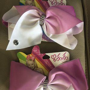 Jojo Siwa Bows for Sale in Calipatria, CA
