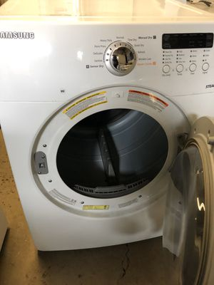 Samsung Washer and Gas Dryer for Sale in Providence, RI