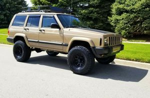 Nothing Wrong 2000 Jeep Cherokee AWDWheels for Sale in Elk Grove, CA