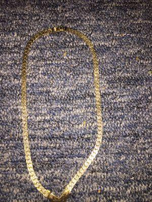 Gold chain plated for Sale in Marietta, GA
