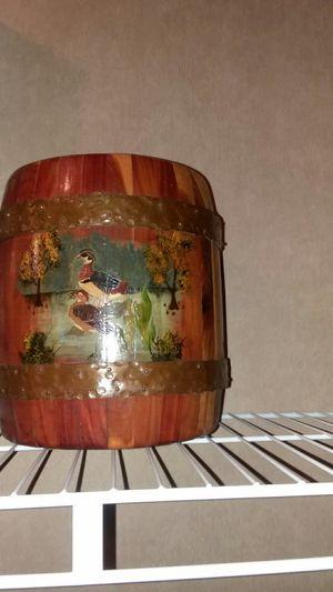 Cedar barrel for Sale in Marksville, LA