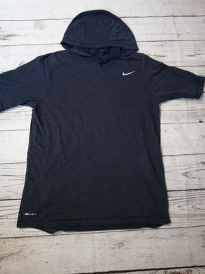 Nike Dri fit hooded shirt for Sale in Rocky Face, GA