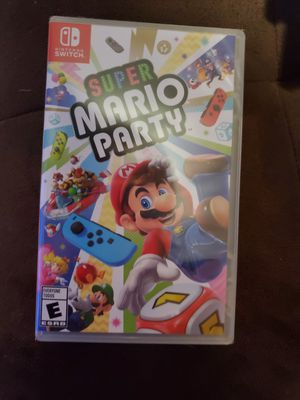 Super Mario Party for Nintendo switch for Sale in Hillsboro, OR