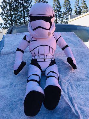 Star wars doll for Sale in La Verne, CA