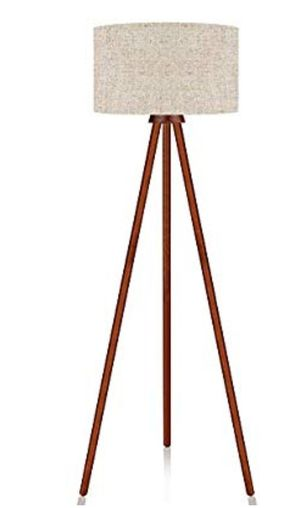 floor lamp (Size: height: 24.8 centimeters, diameter: 45 centimeters.) for Sale in Ontario, CA