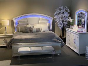 4PC King Bedroom Set for Sale in Phoenix, AZ