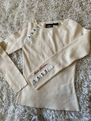 Harley Davidson women's jacket, vintage tee and AMAZING sweater for Sale in Snohomish, WA