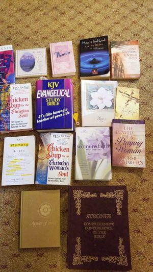 Christian books for Sale in Bay City, MI
