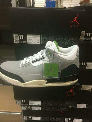 Air Jordan 3 Retro for Sale in Las Vegas, NV