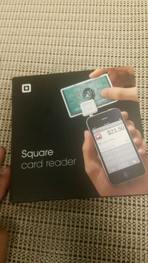 Square Card Reader for Sale in Silver Spring, MD