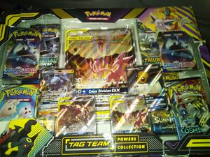 Pokemon Tag Team Powers Collection for Sale in Fresno, CA