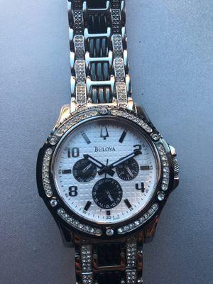 Bulova Men's watch 98C005 for Sale in Colma, CA