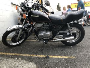 1981 Kawasaki 305 CSR motorcycle for Sale in Kent, WA