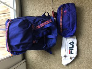 Complete 2019 back pack set for Sale in Chillum, MD