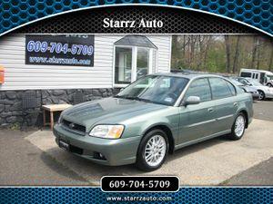 2004 Subaru Legacy Sedan for Sale in Hammonton, NJ