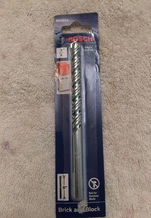 Bosch rotary drill bit brand new for Sale in Modesto, CA