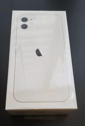 Brand New Iphone 11 White 128 hGb AT&T Free Shipping Att I-phone for Sale in Orange, CA