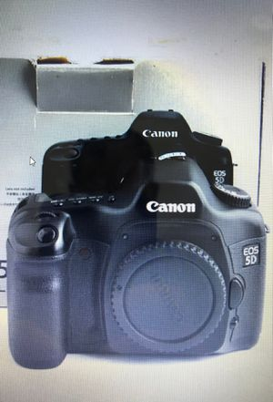 Canon 5D CLASSIC PACKAGE $1,3 00 OBO Need to sell quick!! Local sale only-will not ship for Sale in Pompano Beach, FL
