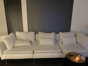 IKEA off white couch for Sale in Seattle, WA