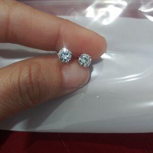 1.10ctw Diamond Studs Earrings 14k Gold Scrub Backs for Sale in Weston, FL