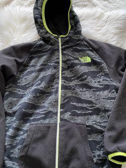 Kids Northface Reversible Fleece Jacket for Sale in West Palm Beach, FL