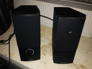 Bose speakers $40 for Sale in Austin, TX