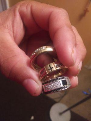 Gold rings 14 k for Sale in Herndon, VA