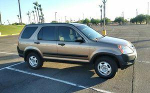 03 Honda crv for Sale in Glendale, AZ