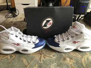 Reebok x Allen Iverson sneakers for Sale in Hyattsville, MD