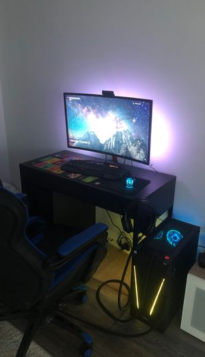 PC gaming computer full set , Ibuypower PC for Sale in Chicago, IL